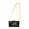 Olivier Bernoux grasshopper black tassel bag