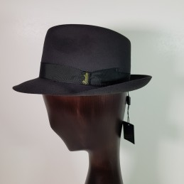 Borsalino in gray felt