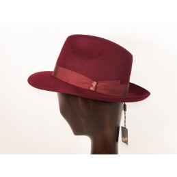 Medium-brimmed Borsalino in...